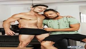 Sense 8 : A Gay XXX Parody Part 1