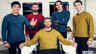Star Trek : A Gay XXX Parody Part 1