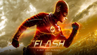 The Flash : A Gay XXX Parody Part 3