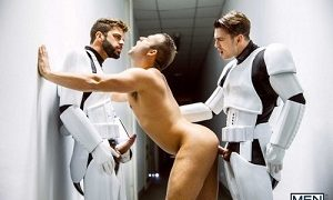 Star Wars 4, A Gay XXX Parody