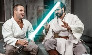 Star Wars: A GAY XXX Parody Part 1