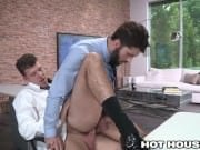 Fucking in the office with my boss