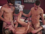 Kyle Ross, Blake Mitchell and Corbin Colby in HD