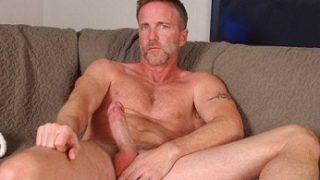 Making Daddy Cum