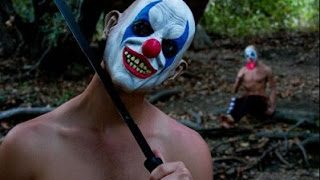 The murderous clown in GAY version