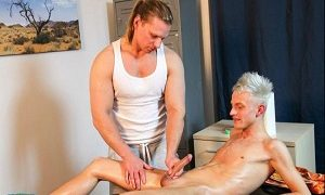 Ross Mitchel and Trent Tarzan xxx gay