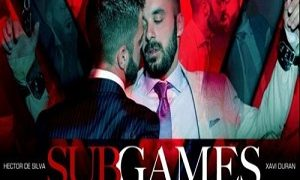 Sub Games GAY PORN Hector De Silva And Xavi Duran