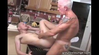 Gay cowboy father fucking his son