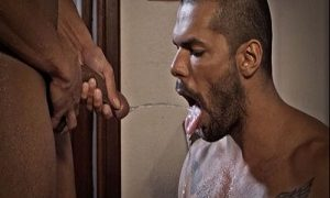 Drae Axtell Gives Lucas Fox A Golden Shower HD FREE