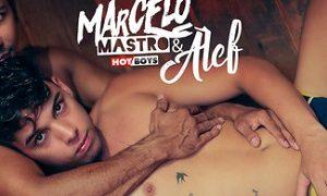 Marcelo Mastro fuck Bareback Alef