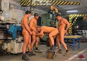 Gay factory