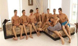 Studio Orgy BOYS GAYS