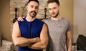 The Dinner Party Part 1 HD GAY