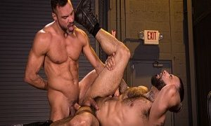 Beards, Bulges & Ballsacks! HARD SEX