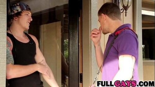 gay sex with neighbor