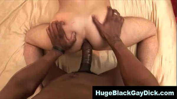 Interracial gay cock anal images